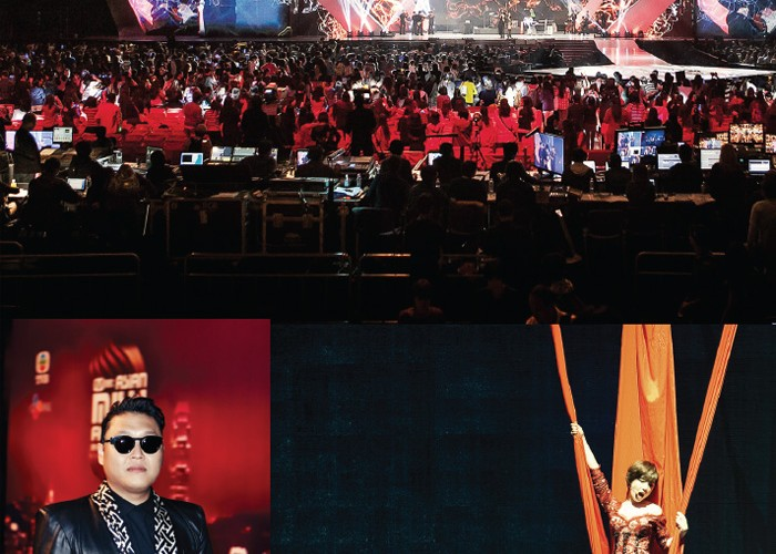 홍콩에서 열린 아시아최대 음악 축제 2012 MAMA에는8000여 명의 인파가 몰렸다.잊지 못할 한 해를 보낸 국제 가수싸이를 비롯, K-P0P 스타들은최고의 무대를 선보였다. 시상자로나선 배우와 상을 받은 가수들은서로가 서로의 팬이기도 했다.