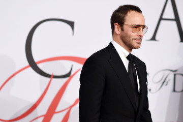 NEW YORK, NY - JUNE 01:  Designer Tom Ford attends the 2015 CFDA Fashion Awards  at Alice Tully Hall at Lincoln Center on June 1, 2015 in New York City.  (Photo by Dimitrios Kambouris/Getty Images)