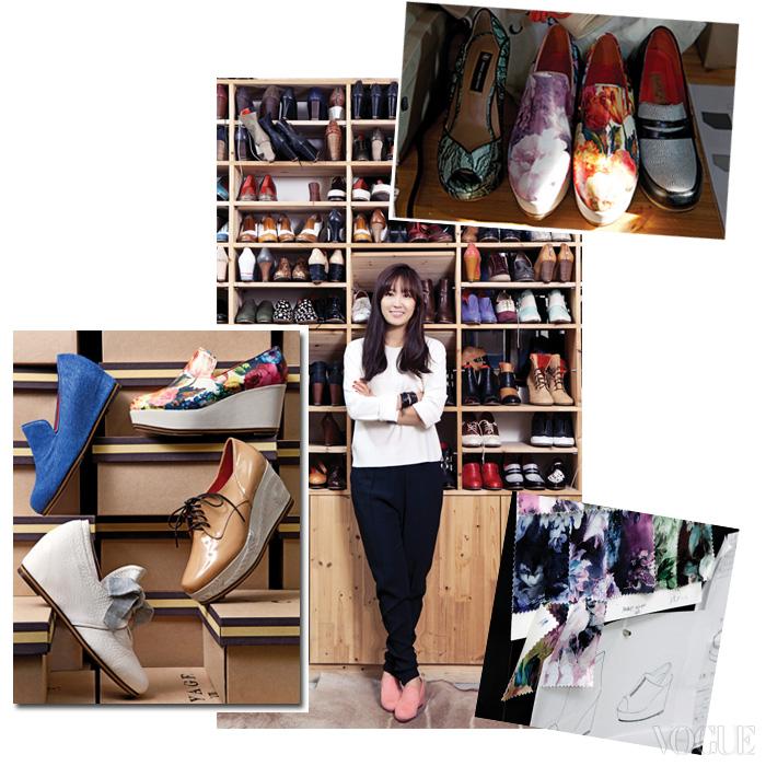 청담 플래그십, 온라인숍 위즈위드 · 더블유컨셉, 웹사이트(voyage12.com)에서 판매한다.