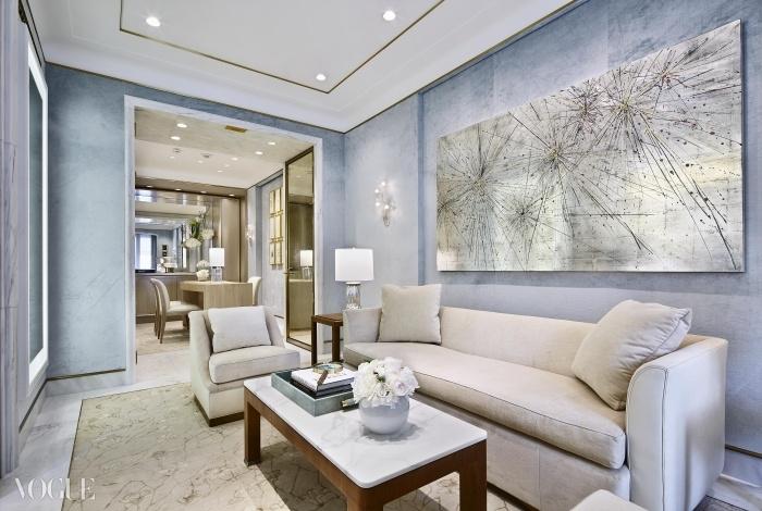 티파니의 신부 및 고객 전용 공간. ⓒ Tiffany & Co.