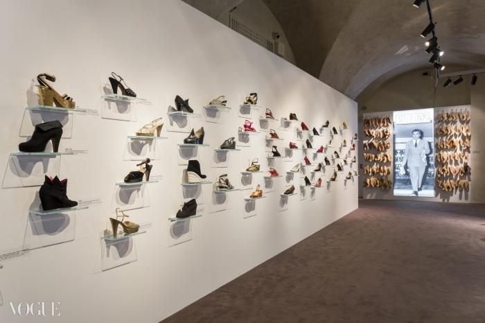 전시 <이퀼리브리엄>는 피렌체의 살바토레 페라가모 뮤지엄에서 2015년 4월 12일까지 열린다.www.ferragamo.com/museo