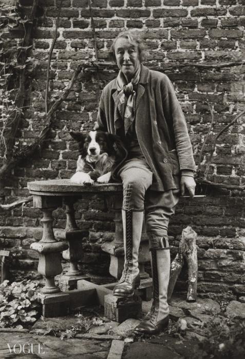 비타 색빌-웨스트, 1961. ⓒ Snowdon