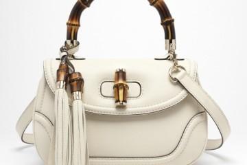 케어링이 개발한 방법(중금속을 쓰지 않는)으로 제작된 구찌 가죽 가방. ⓒ Kerring