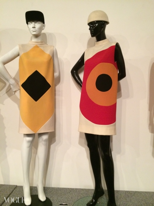 피에르 가르뎅 드레스, 1966ⓒ수지 멘키스