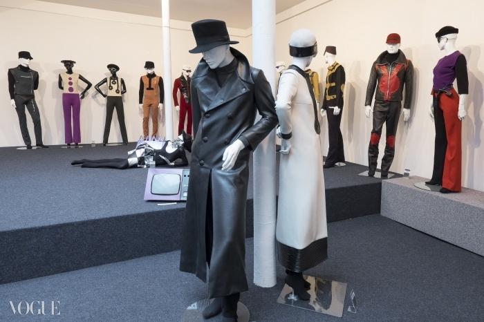 피에르 가르뎅 박물관의 디스플레이ⓒ아카이브 피에르 가르뎅