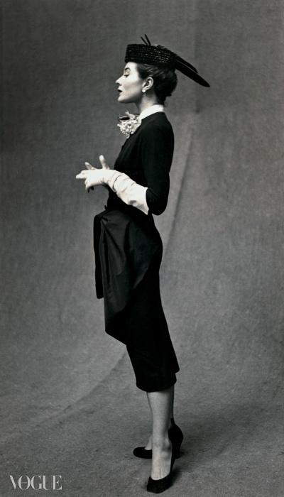 파리에 있는 베티나, 1951© 코든 파크스 재단. 고든 파크스(Gordon Parks)