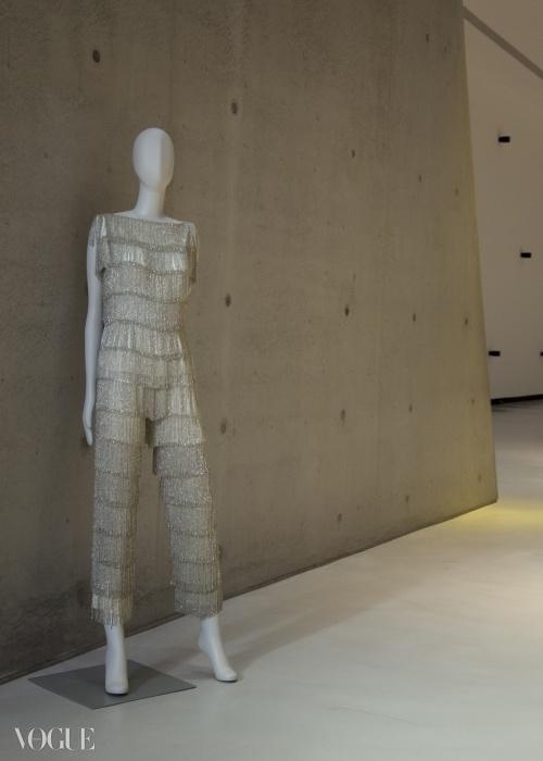 니만 마커스(Neiman Marcus)를 위한 아리린 갈리친의 평상복 팔라초 파자마. 1960 F/Wⓒ 갈리친– 아르치비오 스토리코(Archivio Storico).