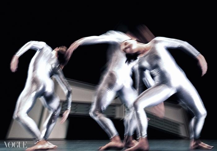 무제 #20 (2008). 미하일 바리시니코프 작 ⓒ 바리시니코프 콘티니 아트 UK