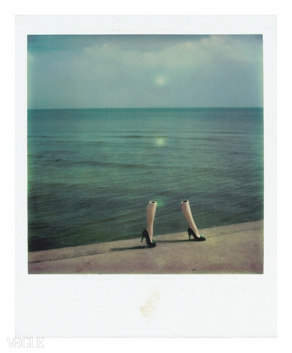 아티스트의 아카이브(Artist's archive), 1979, 기 부르댕 작 ⓒ Guy Bourdin Estate 2014 Courtesy A+C