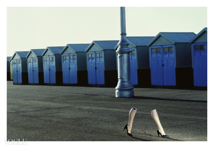 찰스 쥬르당을 위한 기 부르댕, 1979 ⓒ Guy Bourdin Estate/Michael Hoppen Gallery