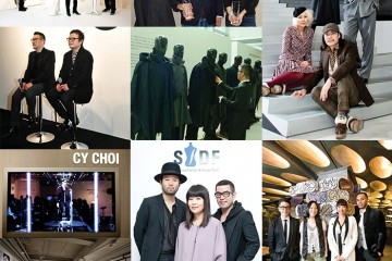 제1회 수상자인 박고은,두리, 리차드 채를 비롯한 지난10년간 SFDF를 수상한행운의 디자이너들. 정욱준,스티브앤요니, 최유돈,이정선, 최철용 등이SFDF와 함께 성장했다.