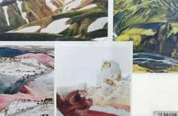 5:30PMLow Classic겨울산 풍경의 이미지에서 영감을 받아 자연의 텍스쳐, 부피감을 소재로 했어요.편안하면서 심플한 실루엣에 70s대 모티브와 그래픽을 더해 위트를 더했답니다!
