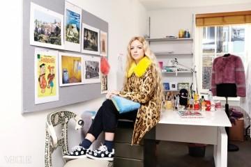 25세의 매력적인 외모에 괴짜 기질을지닌 디자이너 하나 웨일랜드.'쉬림프'라는 귀여운 이름의인조 모피 컬렉션은 배우 로라 베일리,패셔니스타 알렉사 청 등이 입어공전의 히트를 기록하고 있다.