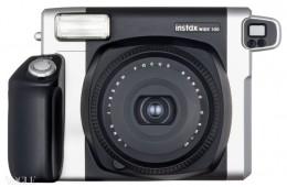 Hot Spot레트로 감성이 그대로 살아나는 후지필름(Fujifilm)의대형 포맷 즉석 필름 카메라 'Instax Wide 300'.