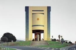 독립기념관, 공사 중, 빈트훅, 나미비아, 2013