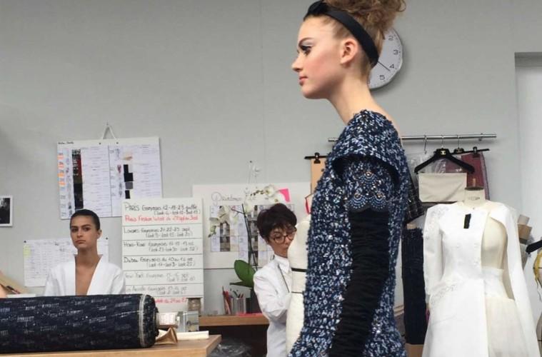 Chanel-atelier-tweed-dress-Suzy