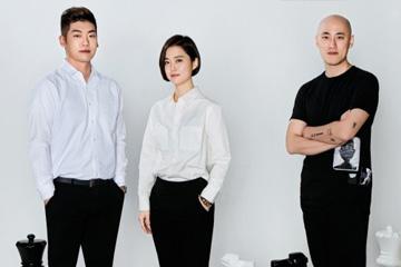 클래식과 편안함을 동시에 선보이고자 하는'아그레또'의 김태환, 박예원, 그리고 박서원(왼쪽부터).