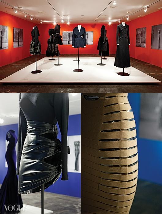 10 꼬르소 꼬모 3층 특별 전시관에서만나볼 수 있는 아제딘 알라이아의 아카이브피스들. 80년대의 초기작을 포함해 26점의아름다운 드레스들이 기다리고 있다.
