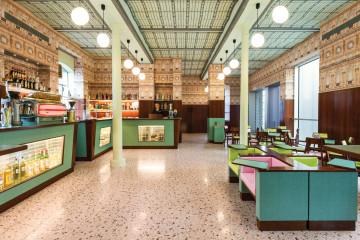 Fondazione Prada - Bar Luce 3