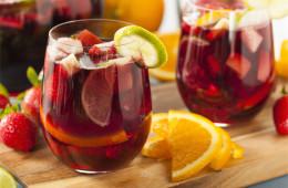 먹다 남은 와인을 똑똑하게 활용할 수 있는 샹그리아