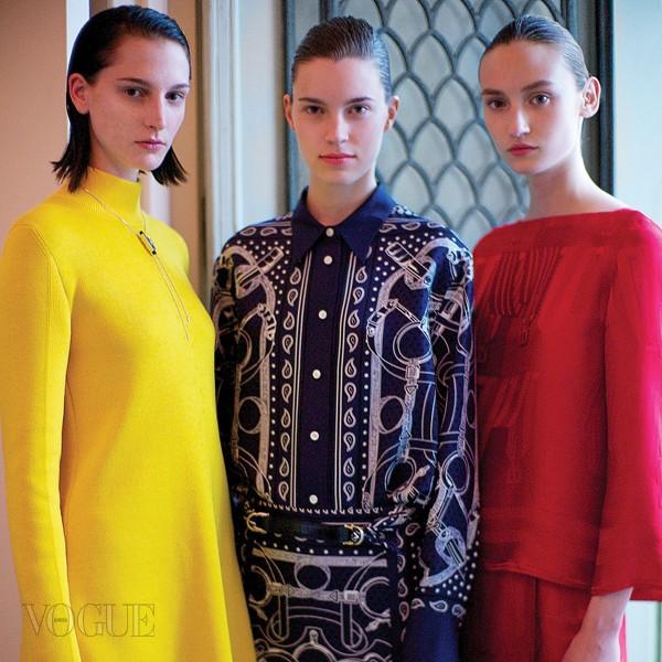 Hermès 2015 F/W
