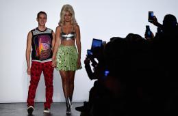 Jeremy Scott - Runway - Spring 2016 New York Fashion Week: The Shows
