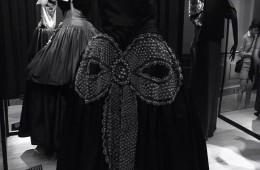 Evening gown La Cavallini, 1925