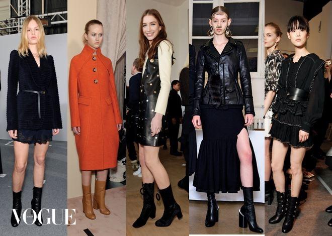 Chloé/ Victoria Beckham/ Calvin Klein/ Givenchy/ Isabel Marant
