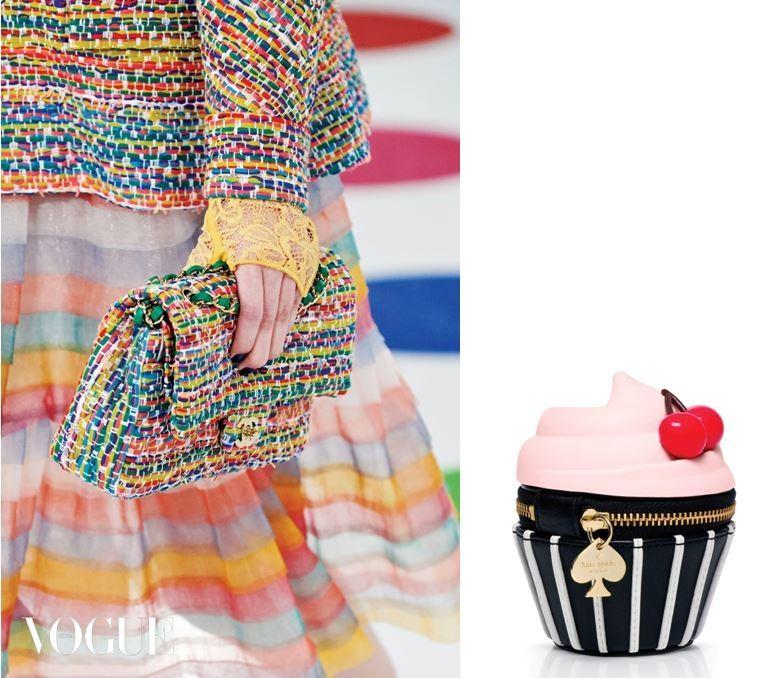 Chanel 2015 Cruise, Kate Spade×Magnolia