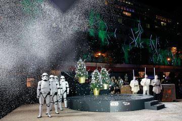 Galeries Lafayette X Star Wars