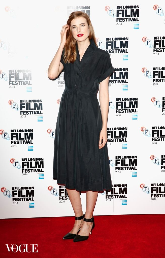 """Electricity"" - World Premiere Red Carpet Arrivals - 58th BFI London Film Festival"