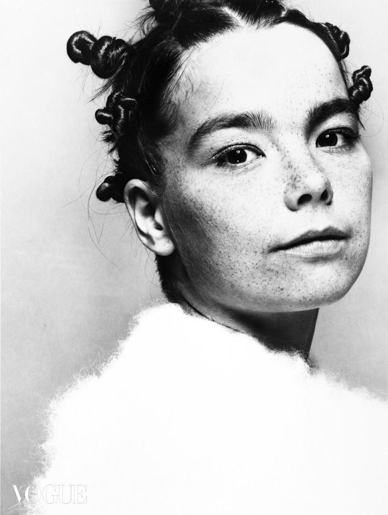 """Björk is only Björk """"sometimes""""."""