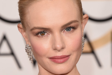 BEVERLY HILLS, CA - JANUARY 10:  Actress Kate Bosworth attends the 73rd Annual Golden Globe Awards held at the Beverly Hilton Hotel on January 10, 2016 in Beverly Hills, California.  (Photo by Jason Merritt/Getty Images)