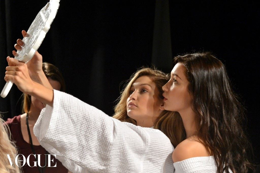 BALMAIN X H&M Collection Launch - Backstage