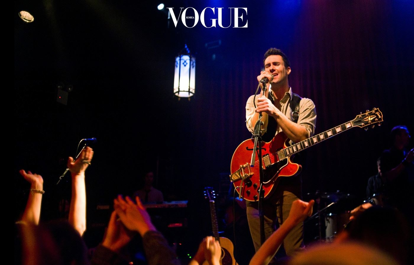 ADAM LEVINE stars in BEGIN AGAIN