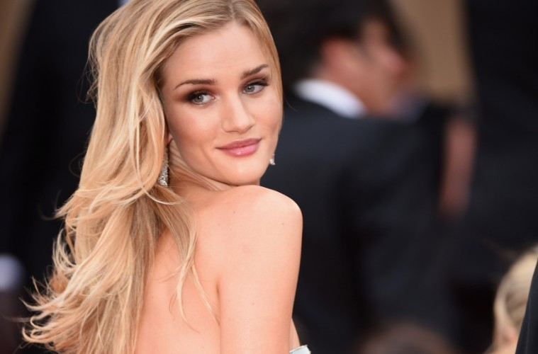"CANNES, FRANCE - MAY 21:  Rosie Huntington-Whiteley attends ""The Search"" premiere during the 67th Annual Cannes Film Festival on May 21, 2014 in Cannes, France.  (Photo by Ian Gavan/Getty Images)"