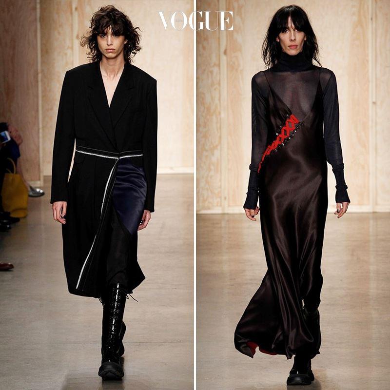 ▲ 사진을 클릭해 DKNY 2016 F/W 컬렉션 룩을 모두 감상하세요.