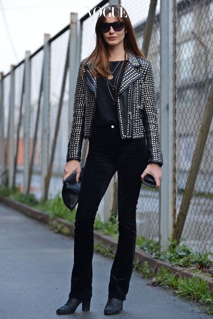 Street Style - Day 6 - Mercedes Benz Fashion Week Istanbul Fall/Winter 2015
