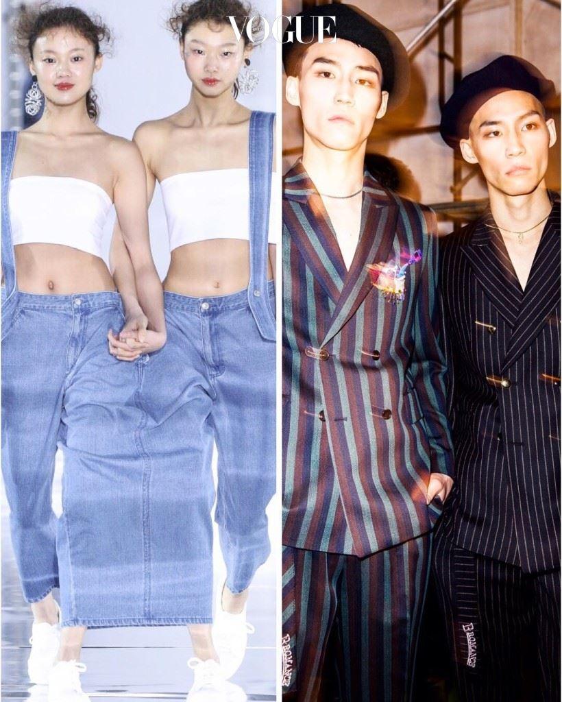 (왼쪽부터) SJYP, 비욘드 클로젯(Beyond Closet)