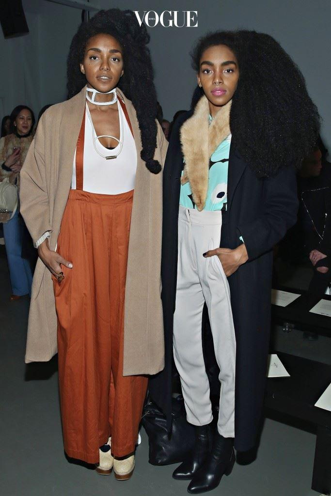 Giulietta - Front Row - Fall 2016 New York Fashion Week
