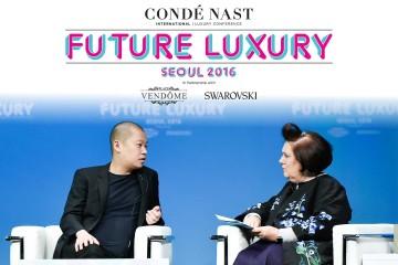 서울에서 열린 CNI 럭셔리 컨퍼런스에서 제이슨 우는 보스와 제이슨 우 브랜드로 거둔 성공 뒤에 숨은 개인적인 철학을 밝혔다.
