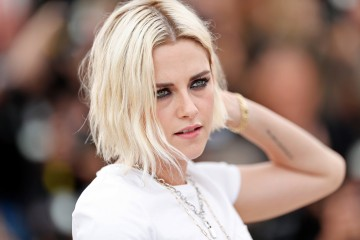 "CANNES, FRANCE - MAY 11:  Kristen Stewart attends the ""Cafe Society"" Photocall  during The 69th Annual Cannes Film Festival on May 11, 2016 in Cannes, France.  (Photo by Pascal Le Segretain/Getty Images)"