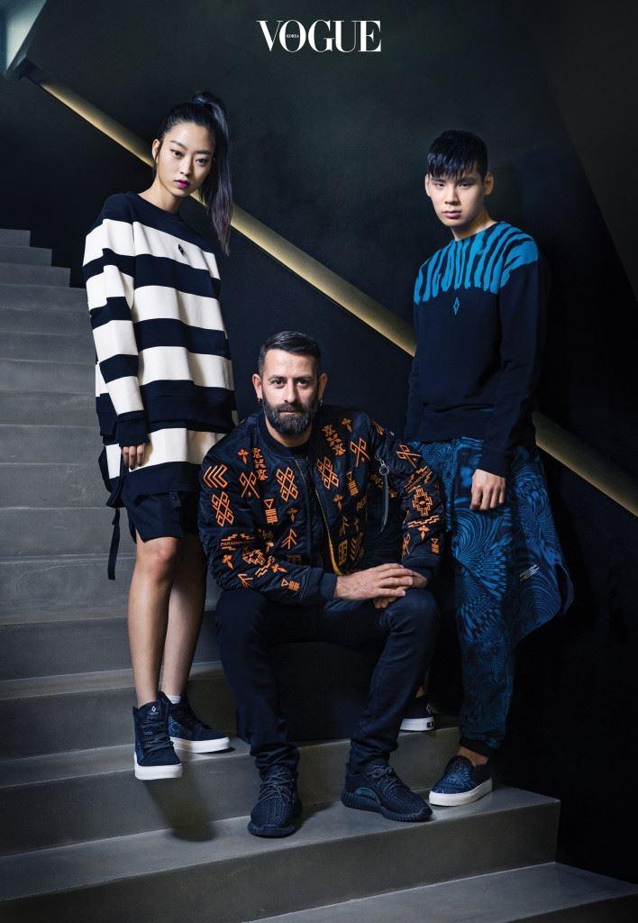 크리에이티브 디렉터, DJ, 스타일리스트 등 전방위로 활약 중인 마르셀로 불론이 서울에 왔다. 자신의 브랜드처럼 모든 가능성에 긍정적이고 두려움이 없는 그를 〈보그〉가 만났다.