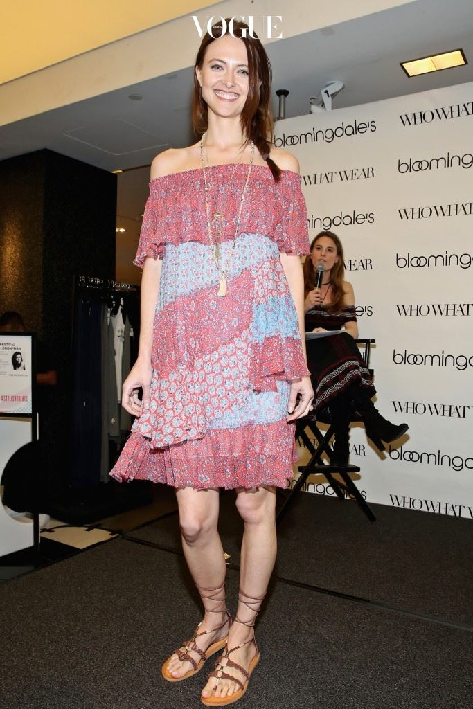 Bloomingdales Festival Dressing Event