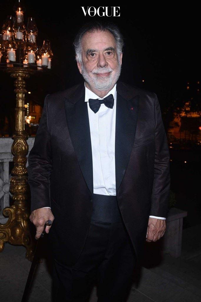 소피아 코폴라의 아버지, 영화감독 프란시소