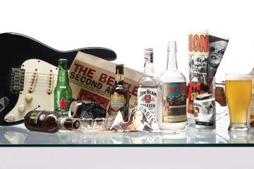 술은 음악을 부르고 음악은 술을 부른다. 술 마시기 좋은 계절을 맞아 뮤지션들에게 술과 음악의 상관관계에 대해 들었다.