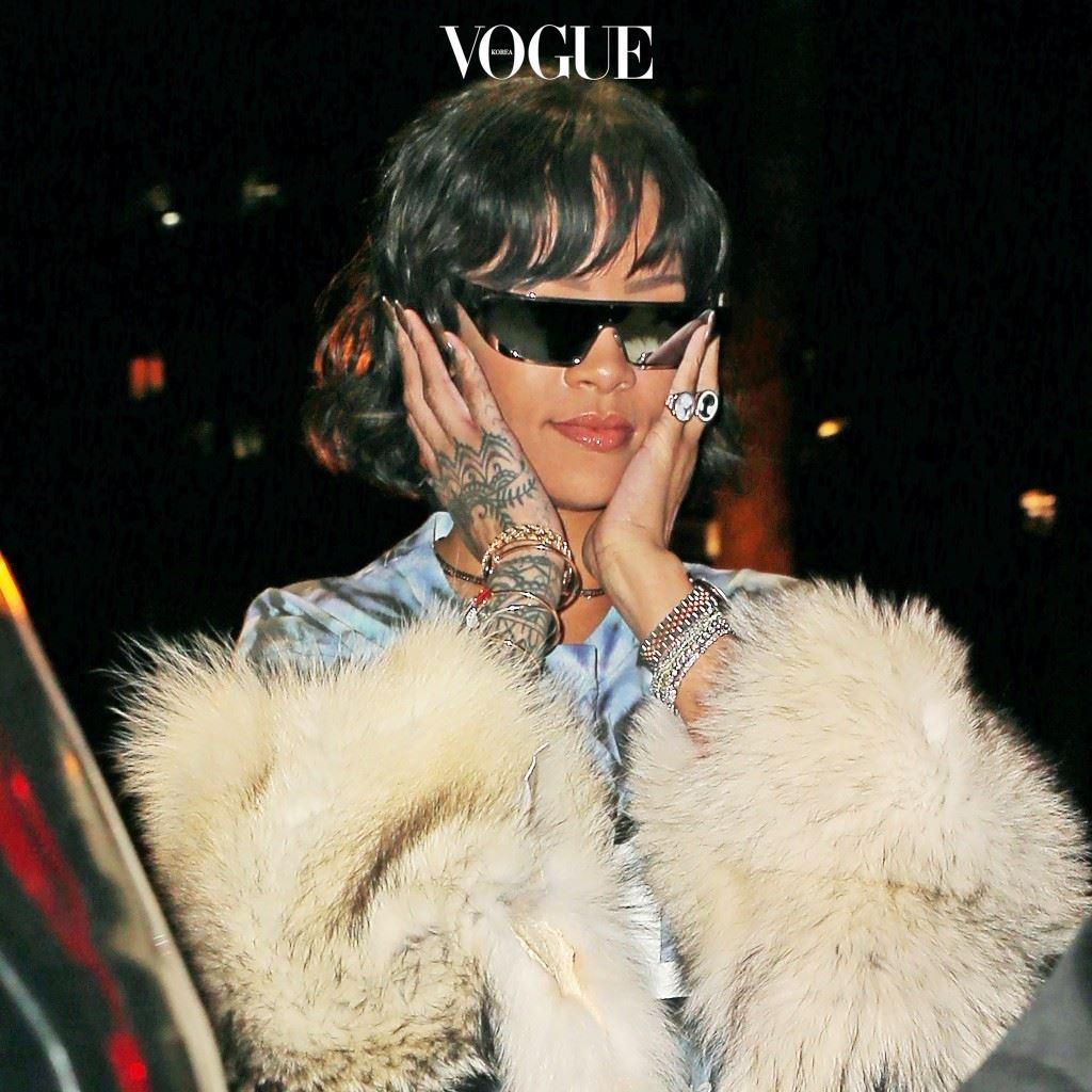 잊을만하면 돌아오는 데자뷰 같은 유행. 리한나(Rihanna)