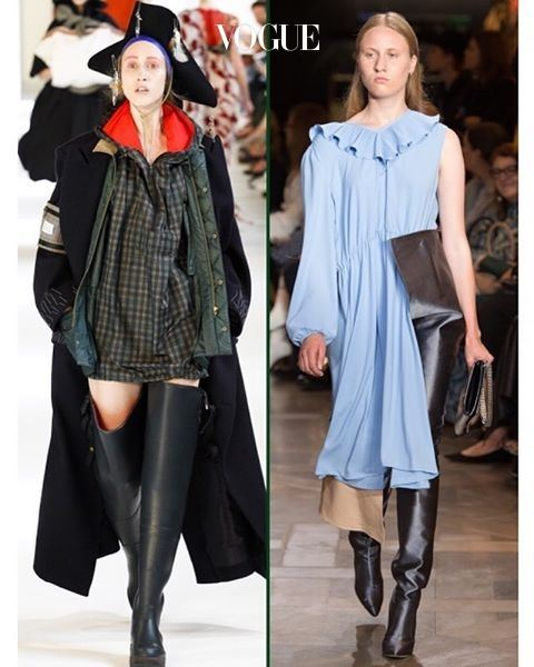 (왼쪽부터) Maison Margiela, Vetements