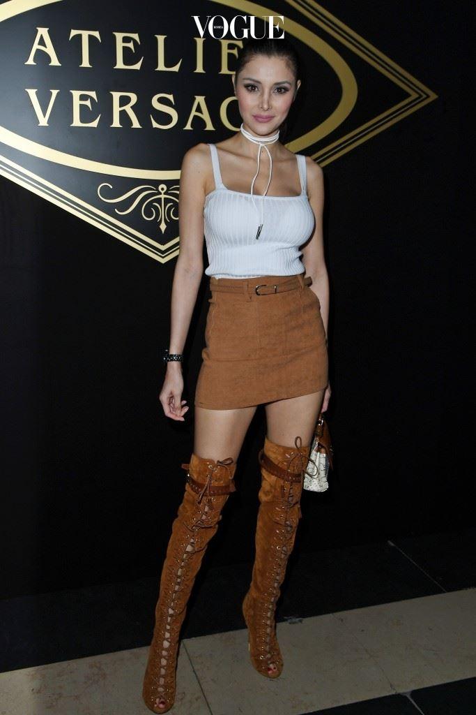 Atelier Versace  Deborah Hung
