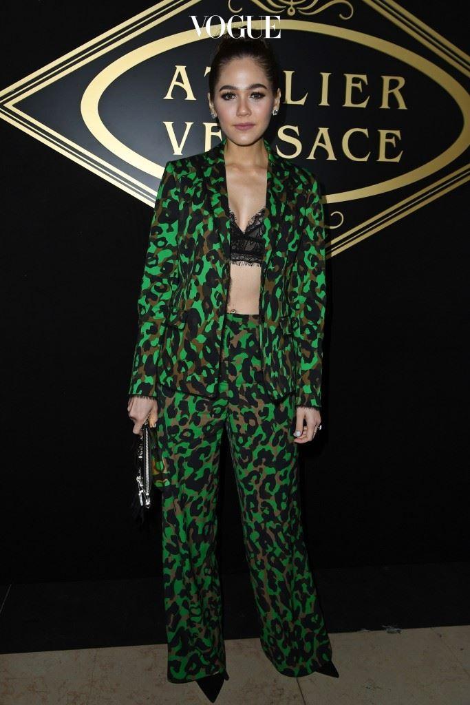 Atelier Versace  Araya Hargate